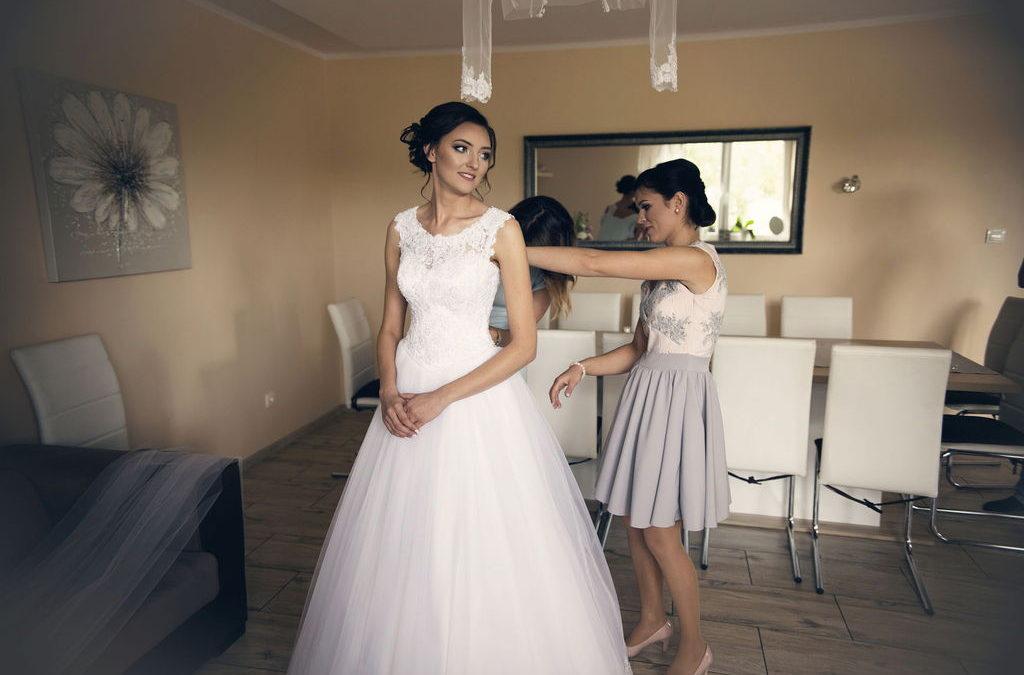 Pięć kroków do przygotowań ślubnych w obiektywie