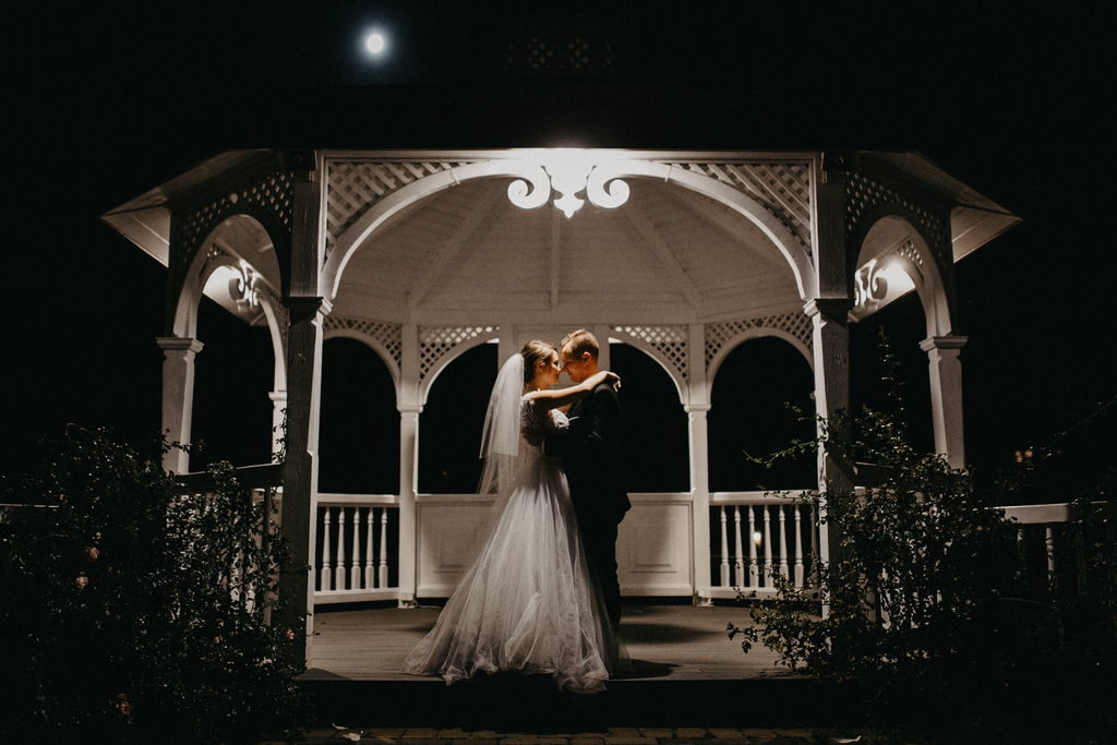 Mini sesja ślubna w Czarnym Stawie