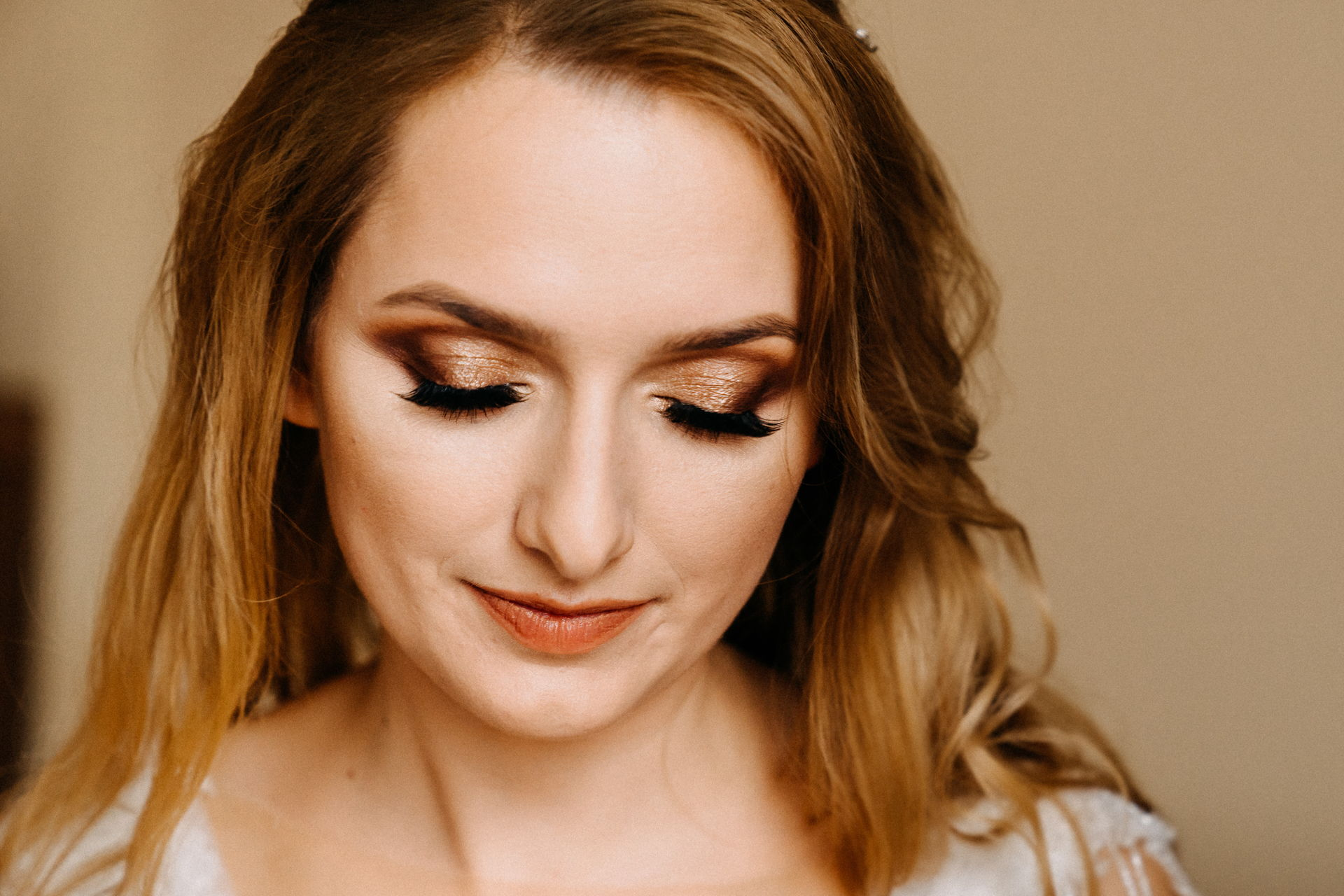 Błędy w makijażu ślubnym