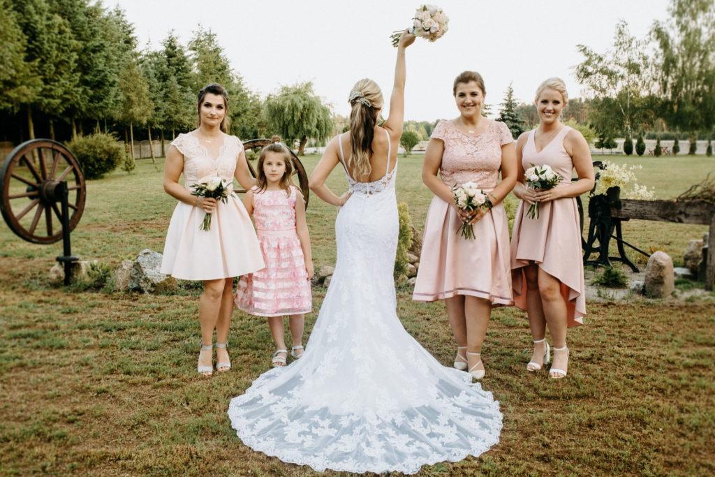 Ślub i wesele w amerykańskim klimacie